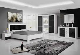 chambre noir et blanche étourdissant chambre et blanc avec chambre adulte design