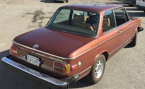 2002 bmw for sale by owner 1974 bmw 2002 tii siennabraun 2 owners original 110k