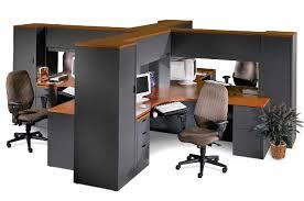 Modular Desks For Home Office Modular Office Furniture Wood Box Storage Desk Chair Shares Model