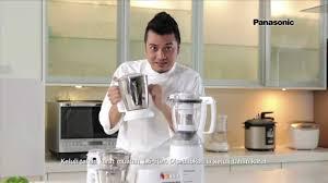 Panasonic Kitchen Appliances India Panasonic Mixer Grinder Mx Ac400 Tips By Dato Fazley Yaakob