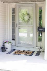 3 easy decor tips for a spring front porch u2022 miss in the midwest