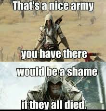 Funny Assassins Creed Memes - pin by lance mcclain on assassin s creed pinterest assassin
