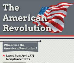 american revolution facts facts about the american revolution