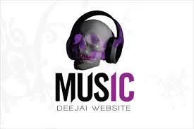 20 dj logos free editable psd ai vector eps format download