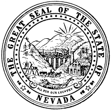 seal of nevada clipart etc