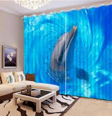 Turquoise Curtains For Living Room Compare Prices On Modern Blue Curtains Online Shopping Buy Low