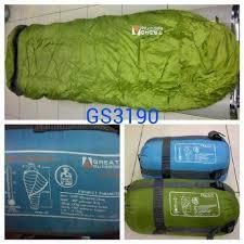 Jual Mummy jual sleeping bag mummy great outdoor gs3190 original tokooutdoor