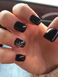 acrylic nail designs black pak fashion week the nails and