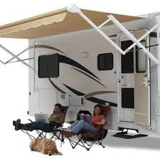 Awning For Travel Trailer Rv Patio Awnings For Rvs U0026 Campers Electric U0026 Manual