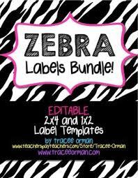 best 25 zebra labels ideas on pinterest i u0027m done activities