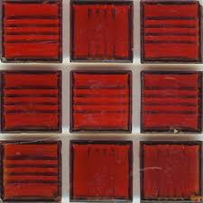 Red Tile Backsplash - red glass tiles backsplash zyouhoukan net