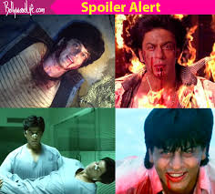 17 movies where shah rukh khan died on screen and how they fared