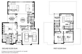 Home Designs Australia Floor Plans Luxury Floor Plans and Designs