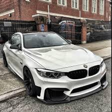 modified bmw m4 carbon fiber front lip u2013 bmw f80 m3 f82 f83 m4 u2013 dinmann