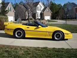 1987 greenwood corvette rear spoiler with the word corvette on each side corvetteforum