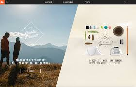 homepage design inspiration best website designs from france the citadel of fashion and art