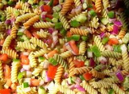 summer eating a simple pasta salad recipe organic authority