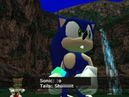 Sonic Meme - custom made sonic meme dump