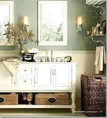 Inspirational Pottery Barn Bathroom Vanities And Rustic Master