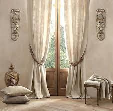 Diy Curtain Tiebacks Diy Burlap Flower Curtain Tiebacks By Jami Burlap Flower Curtain