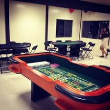 Crap Table For Sale Portable Light Up Led Roulette Table For Your Next Casino Party In