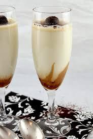 vanilla rum panna cotta with rum roasted cherries entries general