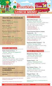 Backyard Bar And Grill Menu by Gastropub Merridale Ciderworks