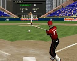 Backyard Sluggers Baseball Games Sportgamesonly Com