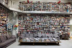who knew a home library could look this pics