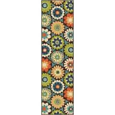 Indoor Outdoor Rug Runner Carolina Weavers Indoor Outdoor Santa Barbara Collection Yancey
