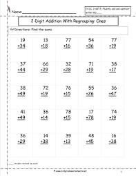 Number Line Subtraction Worksheets Addition Subtraction Worksheets 2nd Grade Photocito