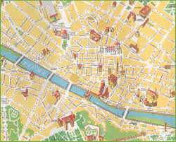 Map Of Siena Italy by Florence Maps Italy Maps Of Florence Firenze
