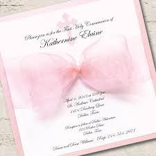 communion invitations for girl communion invitation girl by libbykatesmiles on etsy 1 95