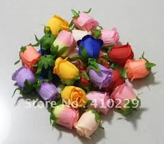 Free Shipping Flowers Free Shipping Dia 9cm Artificial Rose Flowers With Stem Wedding