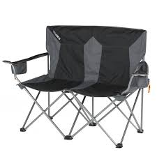 Campimg Chairs Folding Loveseat Camping Chair October 2017