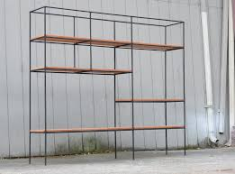 Room Divider Shelf by Muriel Coleman Room Divider Shelving For Pacifica 1952 Shelving