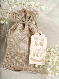 personalized wedding favor bags personalized burlap party favor bags custom burlap wedding favor