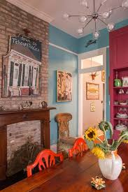 a vibrant colorful art filled new orleans home house room and a vibrant colorful art filled new orleans home