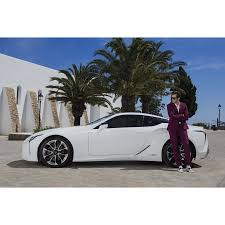lexus financial go green lexus and mark ronson invite fans to produce their own track to