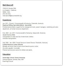 classic resume exle classic resume templates vasgroup co