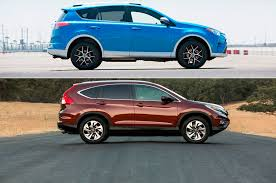 where is toyota from rav4 vs cr v 6 reasons to go toyota and 6 more to get the honda