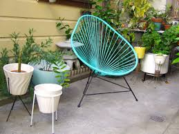 Chair In Garden The Amazing Acapulco Chair A San Francisco Clockwork Orange