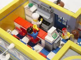 lego kitchen flickriver lego kitchen pool