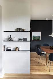 Wall Shelves Design by Best 25 Black Shelves Ideas On Pinterest Black Floating Shelves