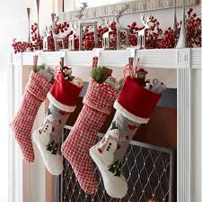 Christmas Towels Bathroom Christmas Decorations For Home And Tree Crate And Barrel