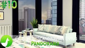skandynawskie mieszkanie cc mody cc build 10 youtube