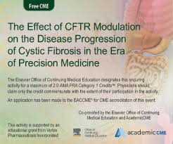 cme cystic fibrosis resource center