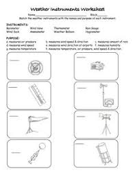 printables science weather worksheets eleaseit thousands of