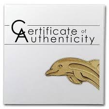golden dolphin ring holder images Palau 1 2 gram gold 1 golden dolphin gold coins from palau apmex jpg