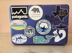 preppy decals how to score free preppy stickers from your favorite brands